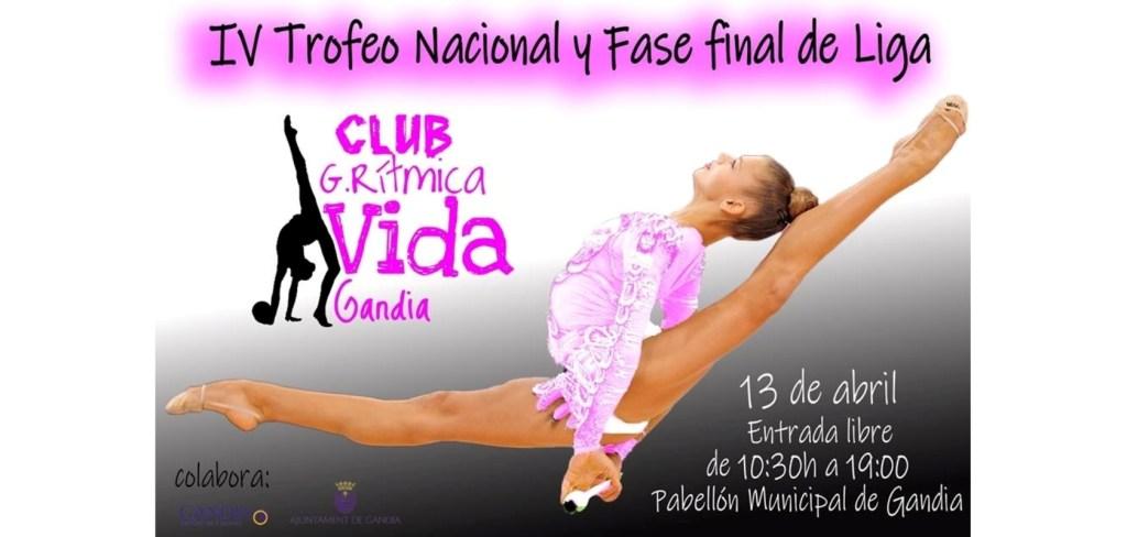IV Trofeo Nacional de Gimnasia Rítmica