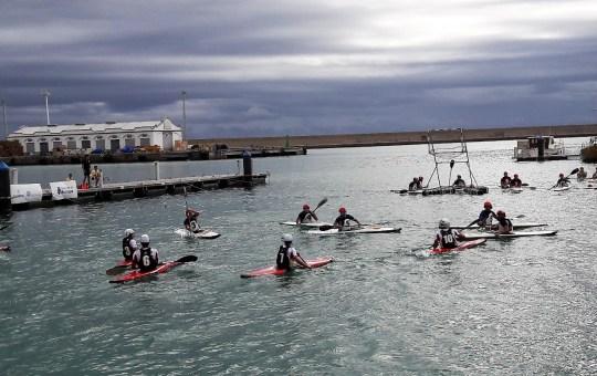 Liga Nacional de Kayak Polo