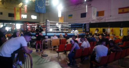 III Trofeo Boxing Unitres.