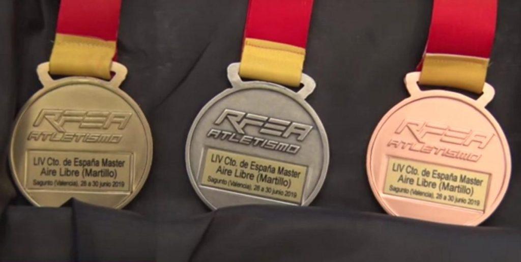 54 Cto España Master Atletismo