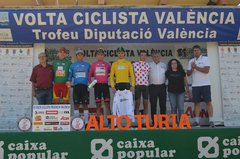 Volta Valencia. Etapa 3