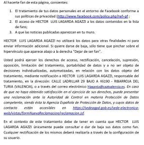 LOPD_Facebook