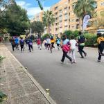 Maratón escolar