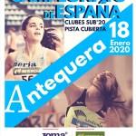Cto España clubes sub-20 pista cubierta