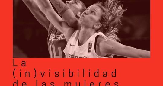 (in)Visibilidad de la mujer en el deporte