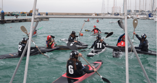 Autonómico Kayak Polo