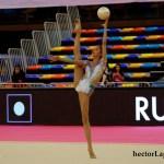 Ekaterina Ayupova. Pelota (Russia)