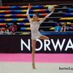 Anna Stoyanova. Pelota (Norway)