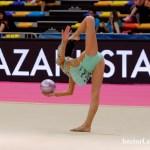 Alina Adilkhanova. Pelota (Kazakhstan)