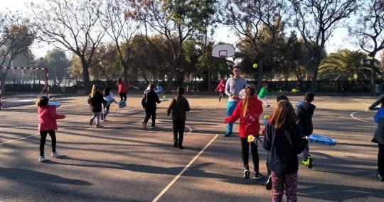Esport a l'Escola
