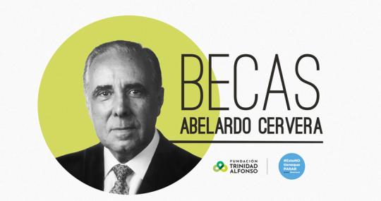 Becas Abelardo Cervera