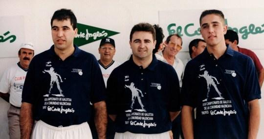 Massalfassar. 1º Campeón Trofeo ECI galtxa
