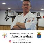 Sensei Antonio Celdrán