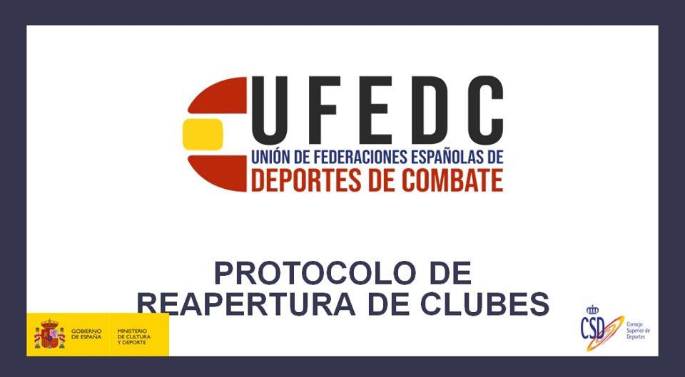 Protocolo Reapertura clubes
