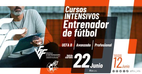 Curso entrenador FFCV