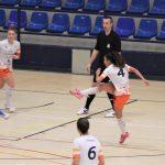 Play-off de ascenso a categoría Nacional de fútbol sala