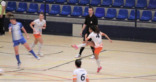 Play-off ascenso 2ª Nacional femenina