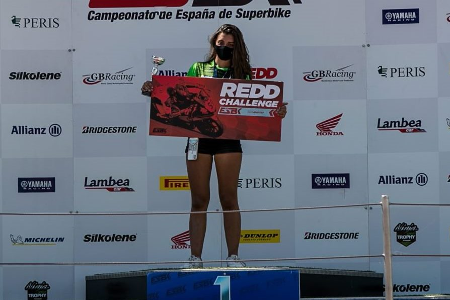 Carla Regaña (Speed Racing)