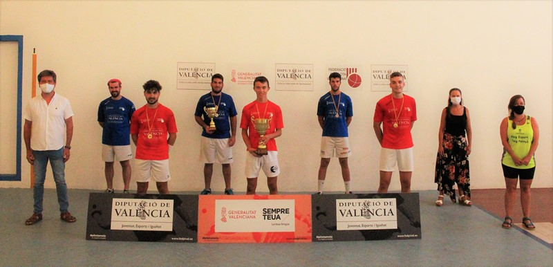 Finales Trofeo Diputación de Valencia