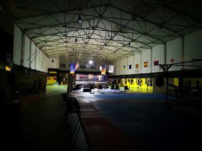 Iluminación del recinto