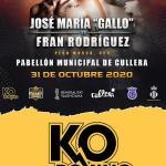 """José María Hernández """"Gallo"""" vs Fran Rodríguez"""