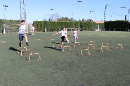 Programa Deporte en Edad Escolar