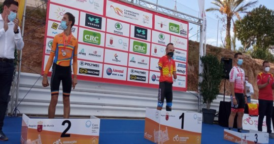 Cto España ciclismo adaptado
