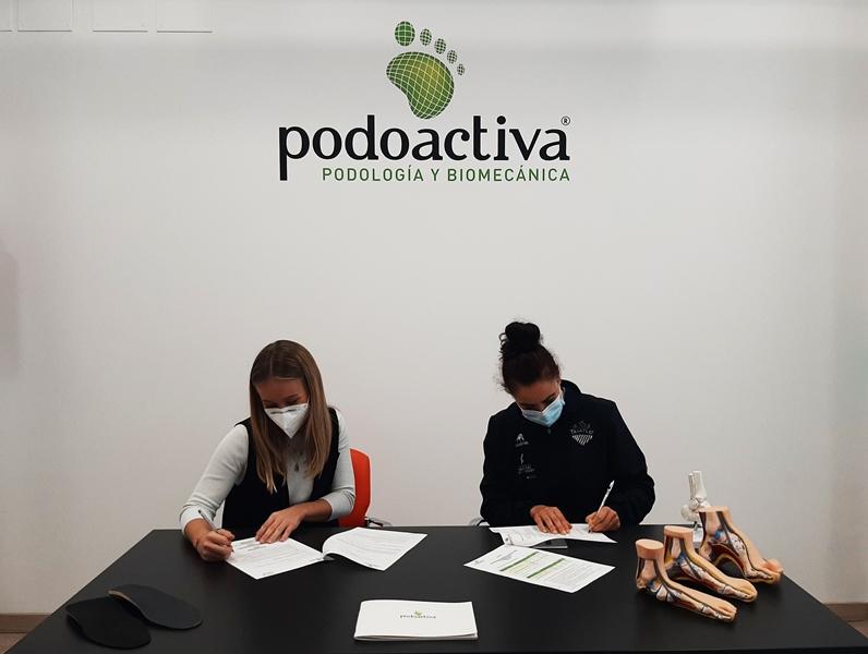 Podoactiva - TRICV
