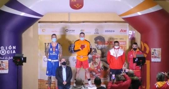 Traicovich podium