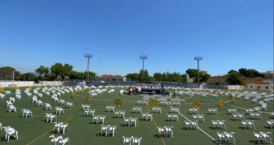 Estadio San Ramón de Albuixech