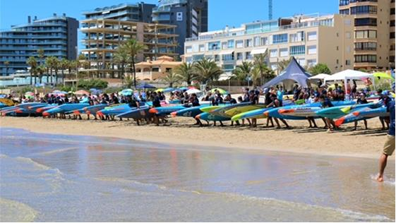 Liga Fesurfing CMS SUP Race