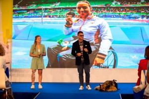 Equipación Equipo Paralímpico Español
