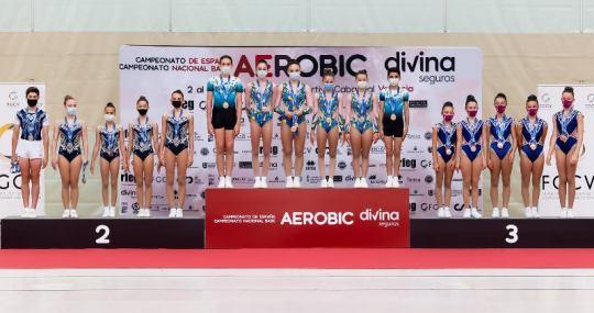 Podium Aerobic