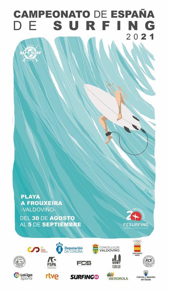 Cto España surfing 2021