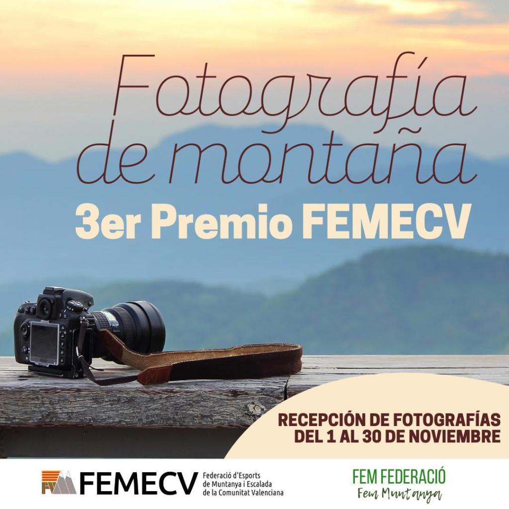 Premio de Fotografía de Montaña