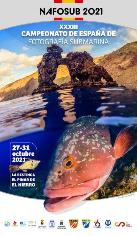 Cto de España de Fotografía Submarina