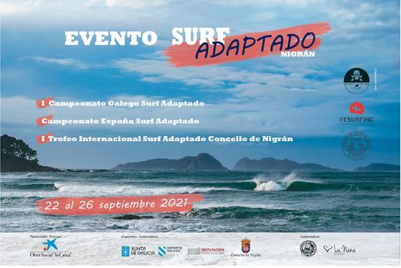 Cto de España Surf Adaptado