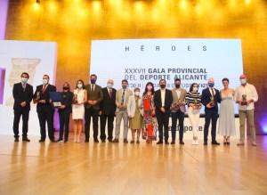 Gala Premios Provinciales del Deporte