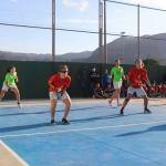 One Wall. C. Valenciana vs Euskadi