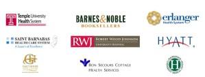 Barnes & Noble, Erlanger, Hyatt, Temple University Health image