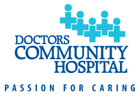 dbtech customer Doctors Community Hospital
