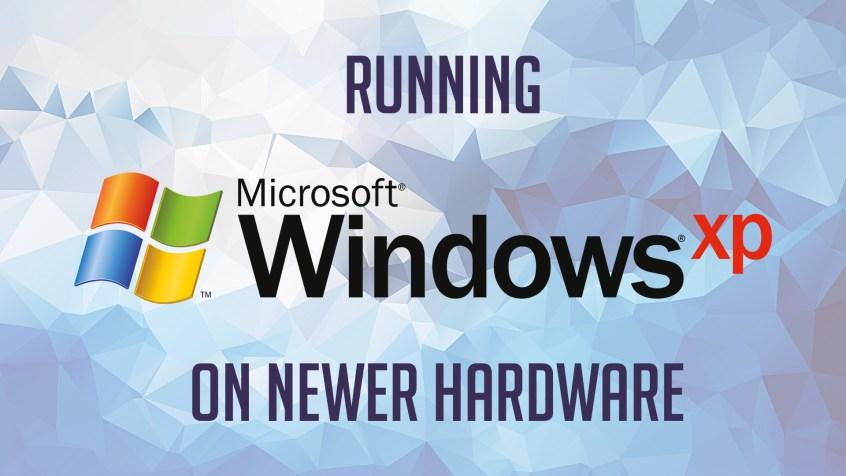 Virtualize Windows XP