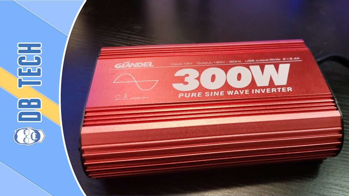 Giandel 300W Power Inverter