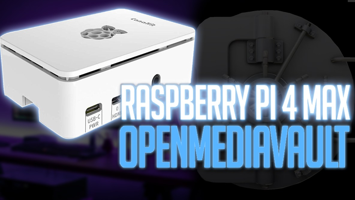 How To Install OpenMediaVault on a Raspberry Pi