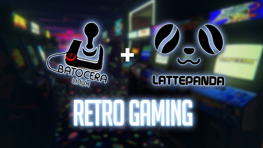 Retro Gaming - Batocera on LattePanda