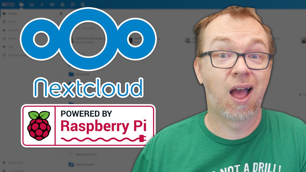 Install NextCloud on a Raspberry Pi 4