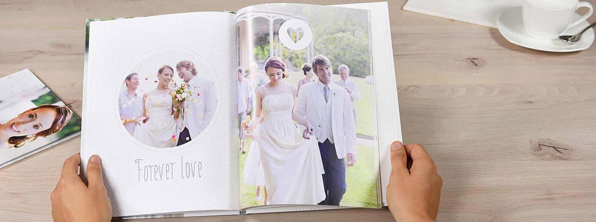 Ihr Fotobuch zur Hochzeit  von posterXXL