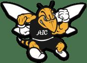 American International College Yellowjackets Logo