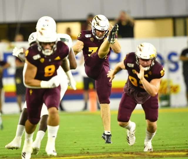 Michael Turk Football Arizona State University Athletics