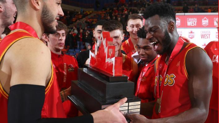 Mambi Diawara - 2018-19 - Men's Basketball - University of Calgary Athletics